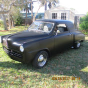 Customized 1952 Studebaker Convertible for sale photos technical