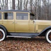 1929 hupmobile sedan 4 door for sale photos technical for 1929 dodge 4 door sedan
