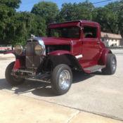1930 pontiac 2dr sedan hot rod street rod barnfind 1929 for 1930 pontiac 3 window coupe