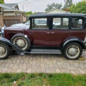 1931 chevrolet sedan for sale photos technical for 1931 chevrolet 4 door sedan