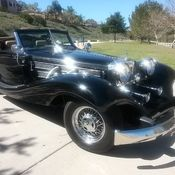 1935 mercedes benz 500k roadster v8 automatic leather for Mercedes benz suicide doors