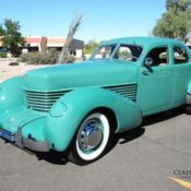Acura Of Westchester >> 1936 Cord Westchester for sale: photos, technical ...