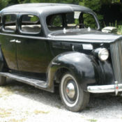 1938 packard 2 door club coupe for sale photos technical for 1938 ford 4 door sedan