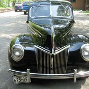 1939 ford tudor deluxe 2 door sedan project for sale for 1939 ford deluxe 4 door sedan