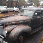 1940 chevrolet coupe gasser for sale: photos, technical