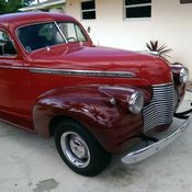 Show Car 1940 Chevrolet 1966 1963 1971 1933 1937 Ford
