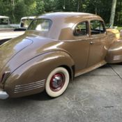 1941 Packard Restomod Coupe  Looks stock  $140K build! See VIDEO for