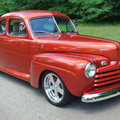 Ford Business Coupe Street Rod