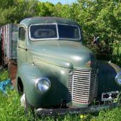 1946 international harvester k3 k-3 kb3 k kb pick up truck solid & straight