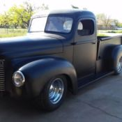 1946 international harvester truck hot rod rat rod no reserve 45 46 47