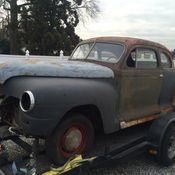 1947 plymouth coupe for sale photos technical for 1947 plymouth 2 door sedan