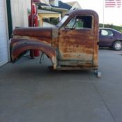 1947 Studebaker M5 Truck - Customized for sale: photos, technical