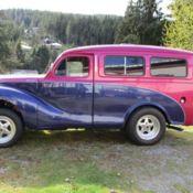 1948 Austin A40 Dorset 2 Door Very Rare Gasser Hot Rod Not
