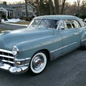 1949 Cadillac Coupe Series 62 FastBack for sale photos technical