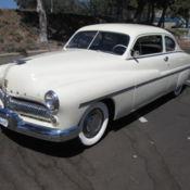 1949 Mercury 2 Door Coupe