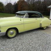 1950 chevrolet bel air hardtop automatic for sale photos for 1950 chevy belair 2 door hardtop