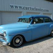 1950 plymouth concorde custom led sled hot rod classic for 1950 plymouth 2 door sedan
