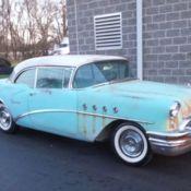 1954 buick special 2 door hardtop 40 series no post for 1955 buick century 2 door hardtop
