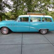 1954 buick century base hardtop 2 door 5 3l for sale for 1955 buick century 2 door hardtop