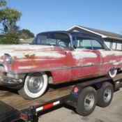 1958 Cadillac Coupe DeVille PARTS OR RESTORATION for sale: photos