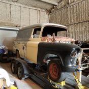 1955,1956,1957,1958,1959,Chevy Custom 4X4 for sale: photos