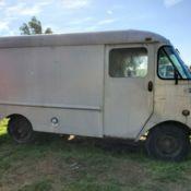 1955 Chevrolet Grumman Olson Step Van (Food Truck Box Truck