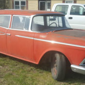 1961 rambler super cross country wagon for sale photos. Black Bedroom Furniture Sets. Home Design Ideas