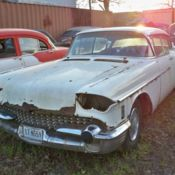 1958 Cadillac project/parts car for sale: photos, technical