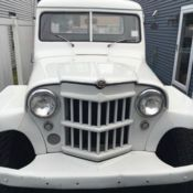 Jeep Willys on 1997 Dodge Running Gears