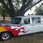 1960 Cadillac Hearse for sale: photos, technical
