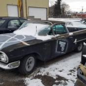 1960 Chevrolet Impala Flat Top For Sale Photos Technical