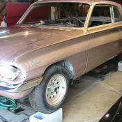 1961 Olds Cutlass for sale: photos, technical specifications