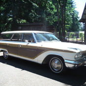 1963 ford galaxy country squire wagon wood grain hot rod for sale photos technical. Black Bedroom Furniture Sets. Home Design Ideas