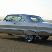 1963 Impala Convertible Lowrider for sale: photos, technical ...