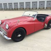 1963 Triumph TR3B, Fully Restored - EXCELLENT CONDITION for