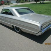 1964 Ford Galaxie 8 Stack Fuel Injection Coyote 5 0 / Street