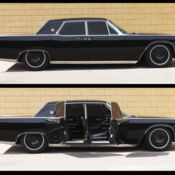 1962 lincoln continental presidential town limousine jfk 1 of 3 built for sale photos. Black Bedroom Furniture Sets. Home Design Ideas