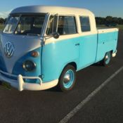 Newly custom built 1966 VW beetle pick up truck for sale: photos