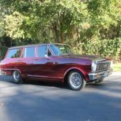 1965 CHEVY II NOVA WAGON for sale: photos, technical ...