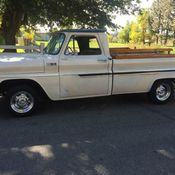 1965 Chevy C10 Fleetside Custom Shortbed Pickup Truck For Sale Photos Technical Specifications Description