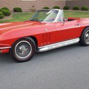 1965 Corvette Coupe LS Restomod for sale: photos, technical