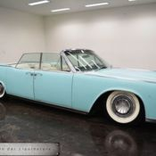 1964 lincoln continental convertible restored air ride. Black Bedroom Furniture Sets. Home Design Ideas