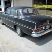 1960 Mercedes Benz 220s 4 Door Sedan 6cyl Automatic For