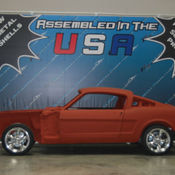 1967 1968 mustang fastback body shell coyote 5 0 pro touring setup for sale photos technical. Black Bedroom Furniture Sets. Home Design Ideas