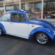 1965 volkswagen beetle 2332 engine turbo staggered wheels (super