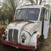 1948 Divco Original Restored Slant Back Milk Delivery Truck  for