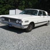 1966 Mercury Park Lane Breezeway Sedan for sale: photos, technical