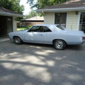 Chevelle Malibu Stroker Crate Engine on Ford 427 Stroker Crate Engine