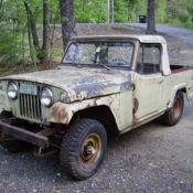 Commander | Jeep | 1965 | VIN # 8705f750419 | Worldwide ... |1965 Jeep Commando