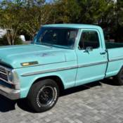 1968 F100 408 Stroker for sale: photos, technical specifications